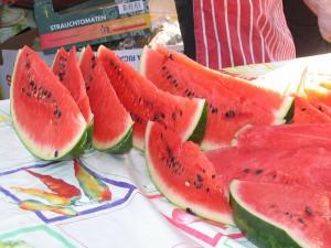alimentos para mantenerse fresco en verano