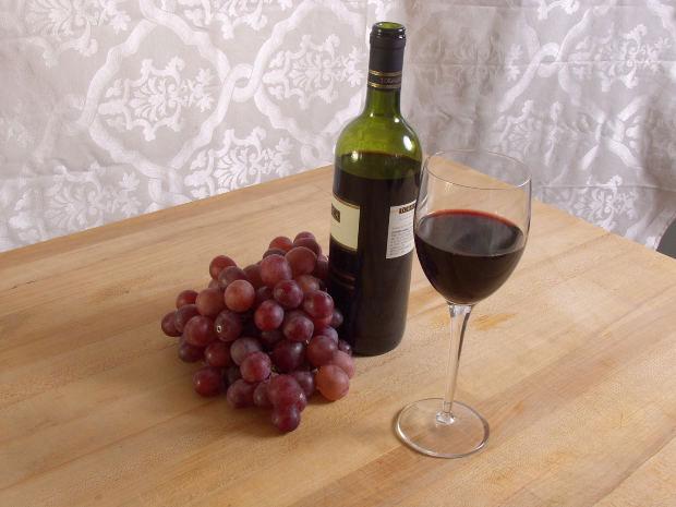 La longevidad mediante el vino tinto