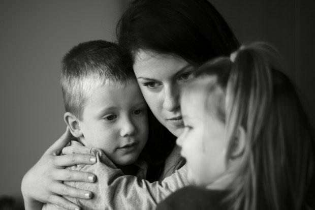 El apoyo es vital en un familiar con cáncer