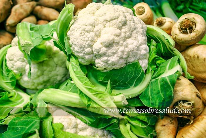 Alimentos saludables que contienen calcio