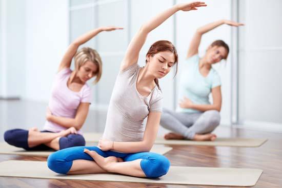Yoga  y música