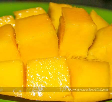 13 propiedades curativas comprobadas del mango