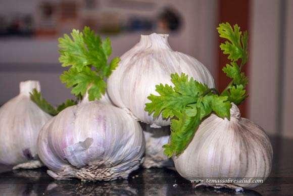 Los compuestos activos del ajo pueden reducir la presión arterial