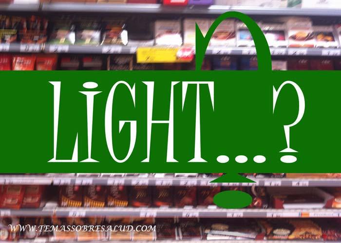 Consumir productos light para perder peso es demencial