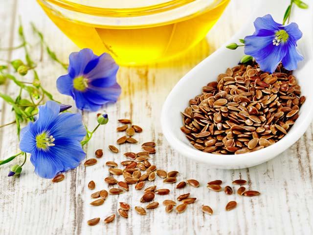aceite de linaza rico en omega 3