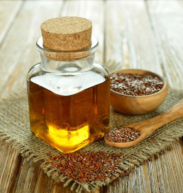 Los ácidos grasos Omega-3 del aceite de linaza son excelente para el estado de ánimo