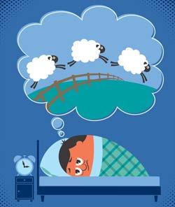 Insomnio: 12 razones por las que no duermes bien