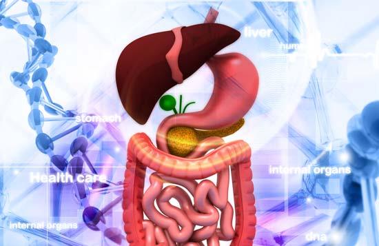 hígado enfermo - Manchas marrones en la piel