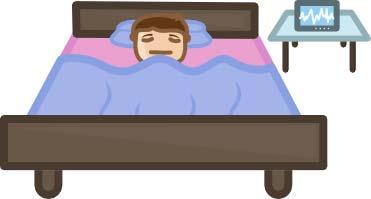 poder dormir plácidamente
