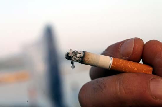 Adicción de fumar