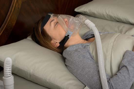 la apnea del sueño y el aumento de peso
