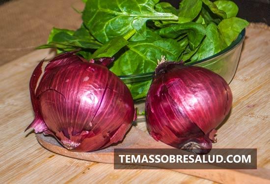 El cromo hace que las cebollas rojas sean un gran alimento para tratar la resistencia a la insulina