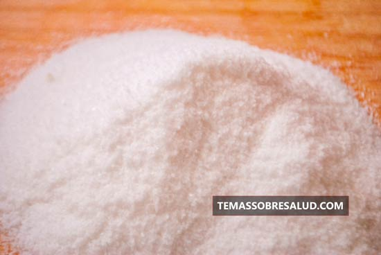 restricción de la sal