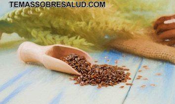 ¿Cuál es el efecto sobre las hormonas de las semillas de linaza?